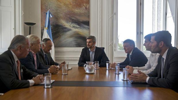 El Gobierno y la UIA acordaron un plan de trabajo conjunto