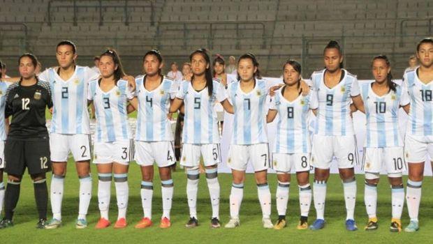 Quedó reprogramado el Sudamericano Sub 17 Femenino