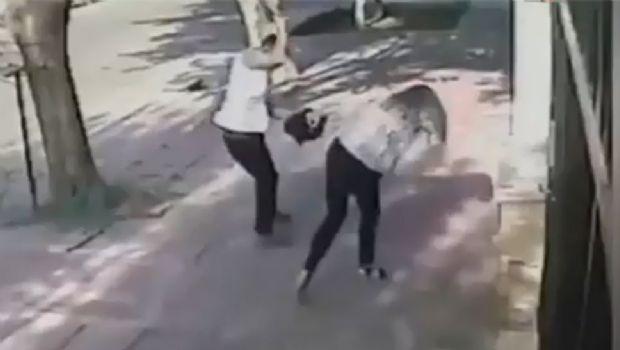 Asaltaron violentamente a culatazos a una mujer en Mendoza