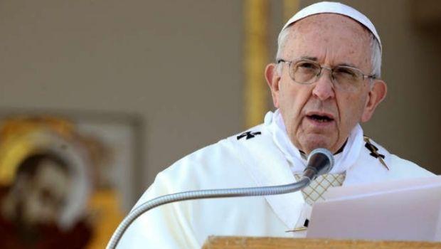 """Francisco reclamó una """"acción común"""" por la paz en Siria"""