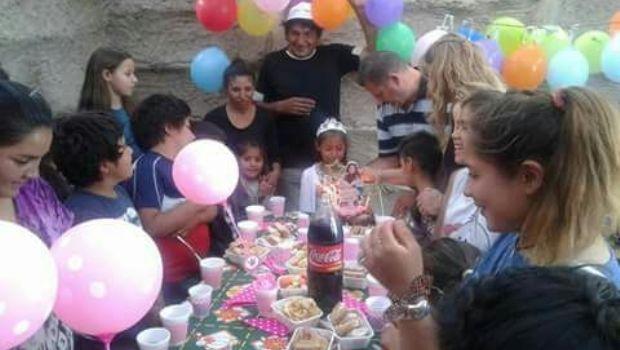 """Se unieron por el futuro """"Refugio Del Milagro"""" y harán un megafestejo de cumpleaños para 35 chicos"""