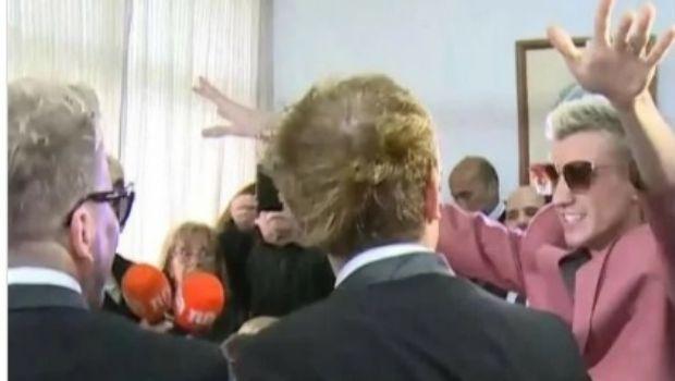 """Un """"amante despechado"""" quiso arruinar el casamiento de Guido y Tomasito"""