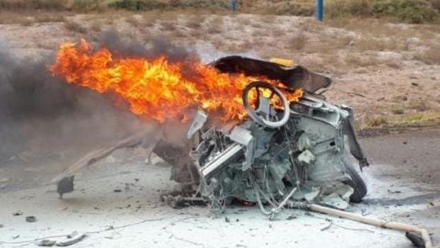 Tragedia en Ruta 20: los hermanos sobrevivientes fueron estabilizados