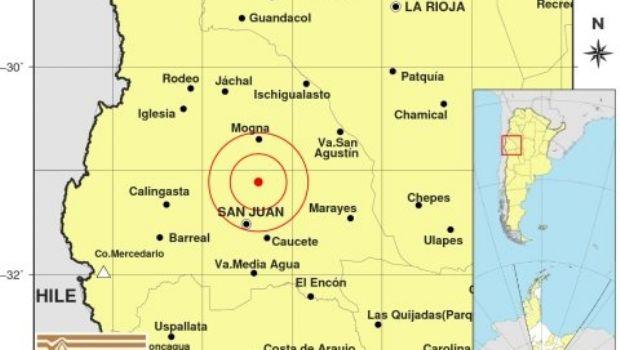 Un sismo de 3.9 de magnitud se registró en San Juan este miércoles
