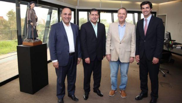 Los gobernadores del PJ comieron un asado y manifestaron un apoyo medido a Macri