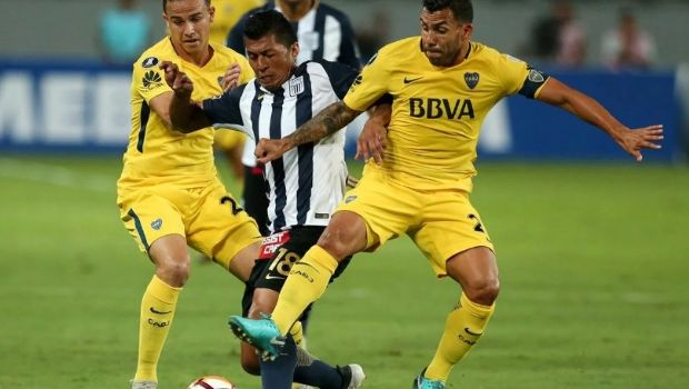 Boca recibe a Alianza de Lima buscando su lugar en la Libertadores