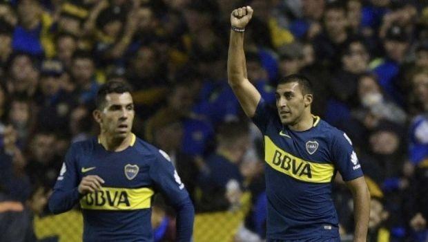 Boca goleó a Alianza Lima y sigue en la Copa Libertadores
