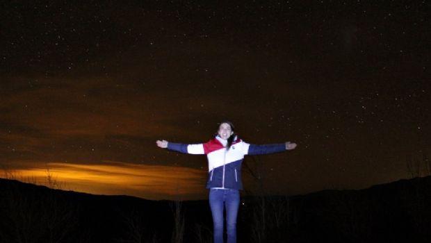 Remarcan contaminación lumínica en el cielo de El Leoncito