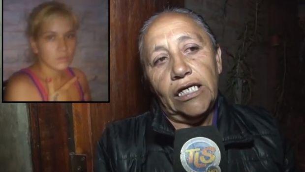 """Madrastra de la chica mutilada: """"nunca nos imaginamos que podía ser ella"""""""