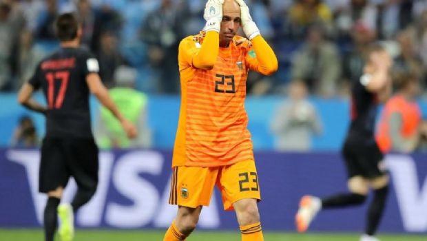 Pesadilla croata en el Mundial: Argentina lo pasó pésimo y cayó 3 a 0