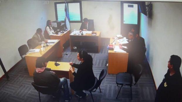 Se realizó el primer juicio con interprete de seña en Flagrancia