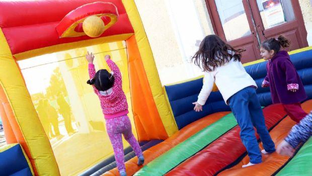En vacaciones, Capital es el epicentro de la diversión para los chicos