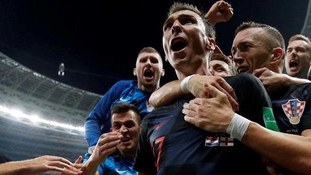 Croacia derrotó 2 a 1 a Inglaterra y jugará la final con Francia