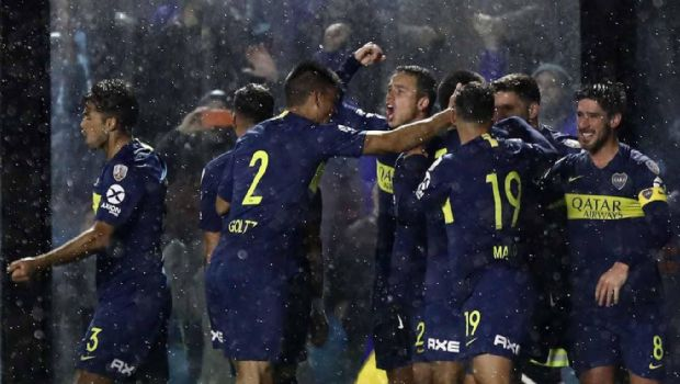 Boca le ganó a Libertad y se perfila para cuartos de final