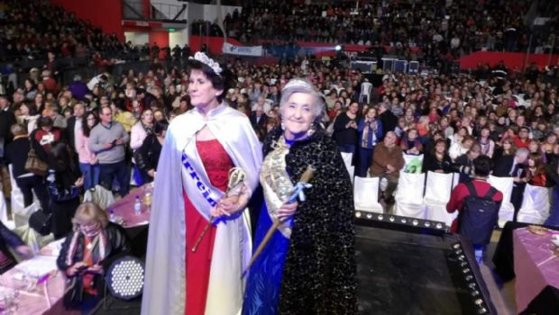 Emérita, la nueva reina del Adulto Mayor