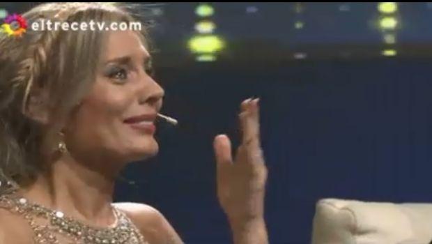 Rocío Marengo rompió en llanto en TV y tuvieron que ir al corte