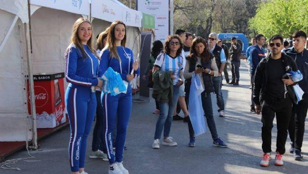 Fotos y videos: así arrancó la Copa Davis en San Juan
