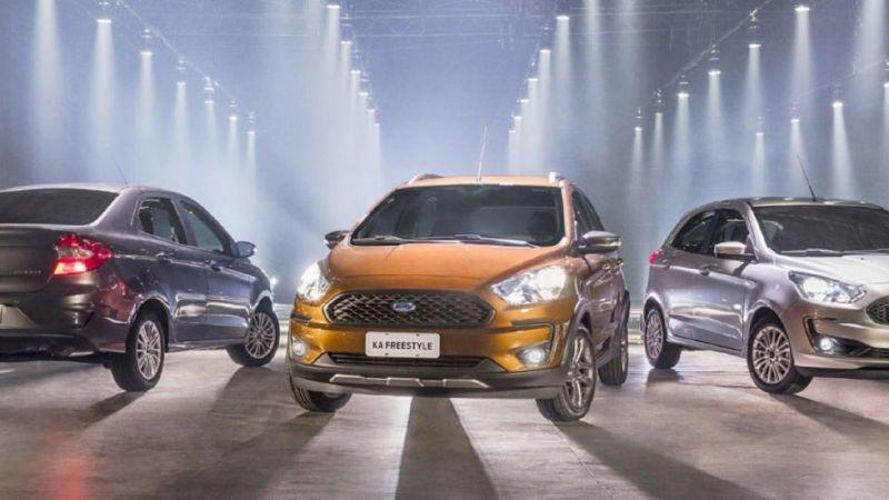 Conoce Los Precios Y Modelos Del Nuevo Ford Ka