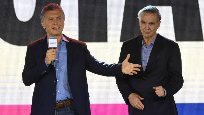 """Macri: """"hablé con Alberto, lo felicité por la elección y lo invité a desayunar mañana conmigo"""""""