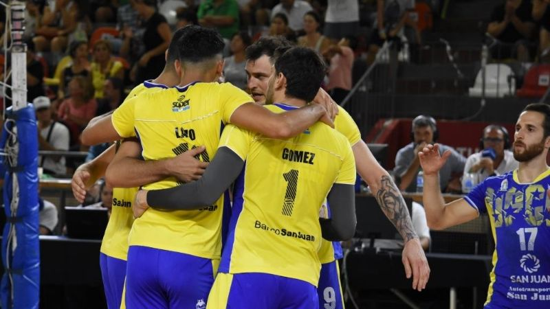 UPCN Voley enfrentará a River en el 12 weekend