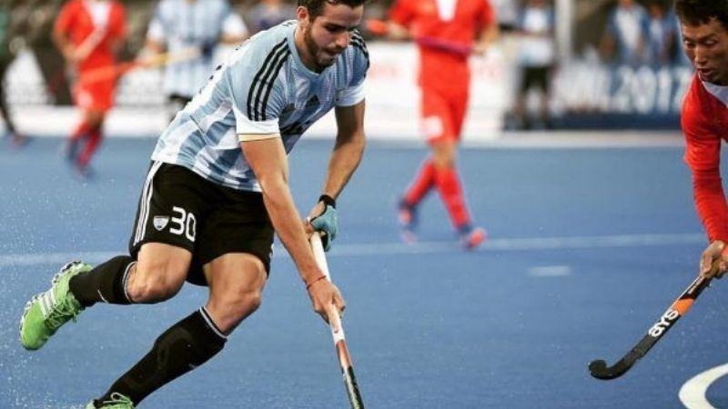 Con el sanjuanino Agustín Bugallo, Los Leones le ganaron a  Nueva Zelanda
