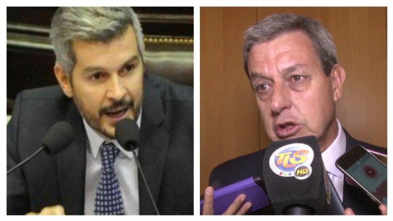 Peña aseguró que en San Juan aumentó 16% el gasto público y Gattoni le contestó