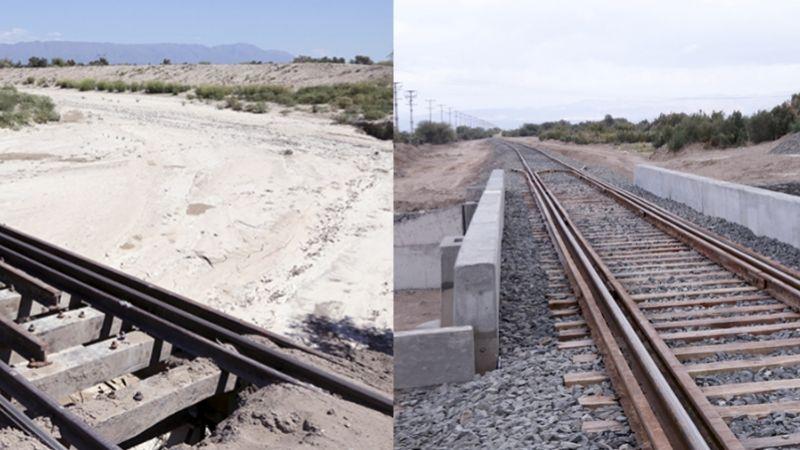 Resultado de imagen para Nuevos puentes ferroviarios para potenciar el San Martín Cargas