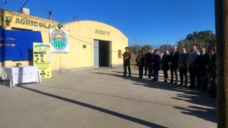 La Agrotécnica de Sarmiento industrializará aceite y tomate con ayuda minera