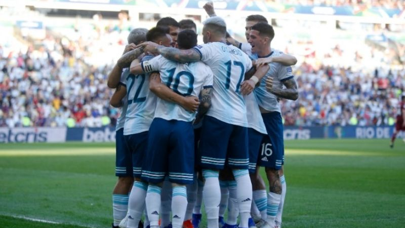Maracanazo: Argentina juega la semifinal tras ganar 2 a 0