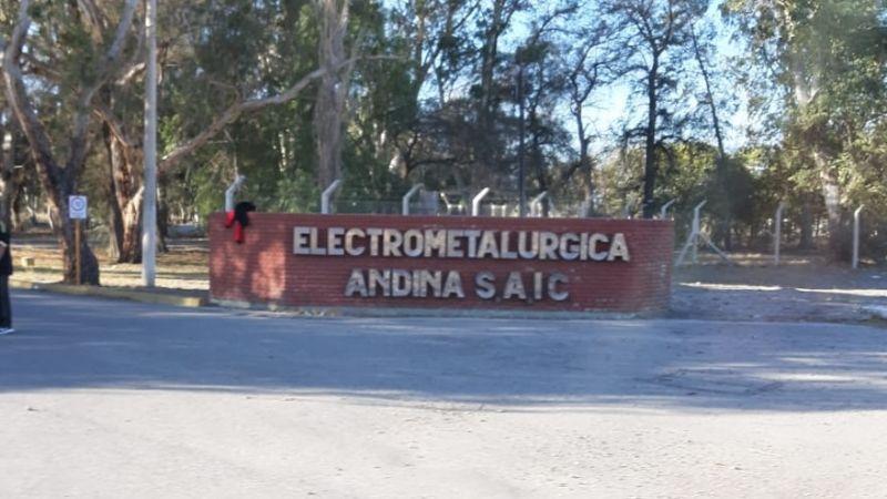 Secuestraron material de cobre que habría sido robado a Electrometalúrgica Andina