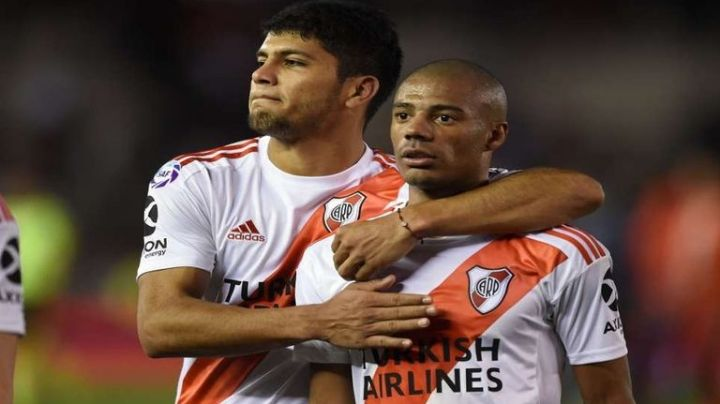 River - Godoy Cruz: formaciones, horario y TV