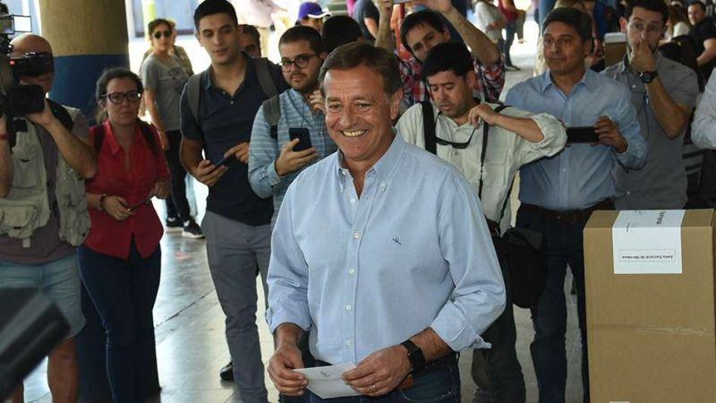 Ganó Cambia Mendoza: Rodolfo Suárez es el nuevo gobernador de Mendoza