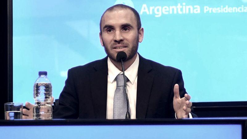 """Guzmán afirmó que el 2021 será """"un buen año para la economía argentina"""""""