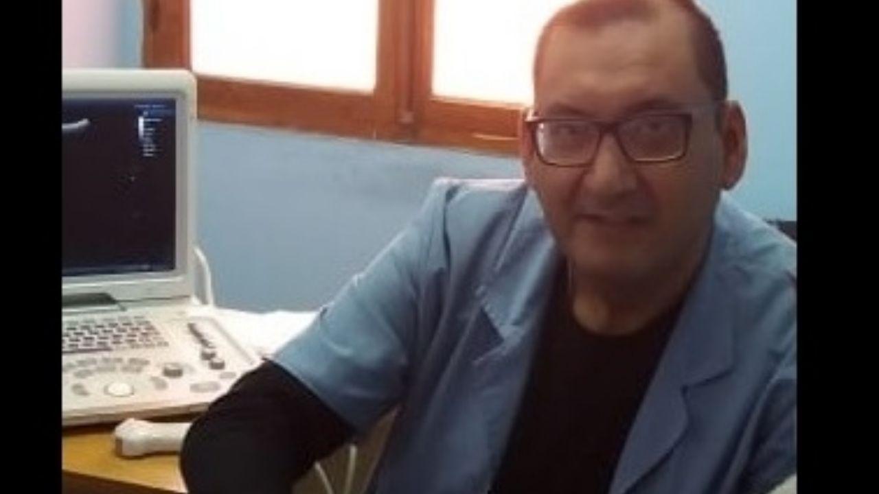 Víctor Barroso, el doctor sanjuanino que dedica su vida a ayudar en zonas alejadas | Diario La Provincia SJ