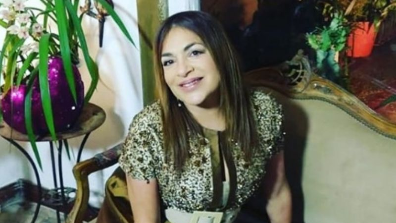 Video: Claribel Medina escrachó a jóvenes en un bar sin barbijo